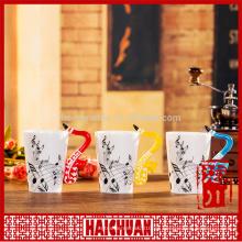 Taza de cerámica de música de china