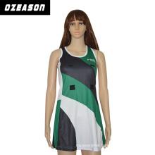 2015 Latest Cheap Sublimation Netball Dress