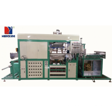 Fully automatic plastic thermoforming machine