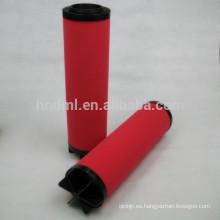 El compresor de aire de suministro K145AR parte el elemento del filtro de aire