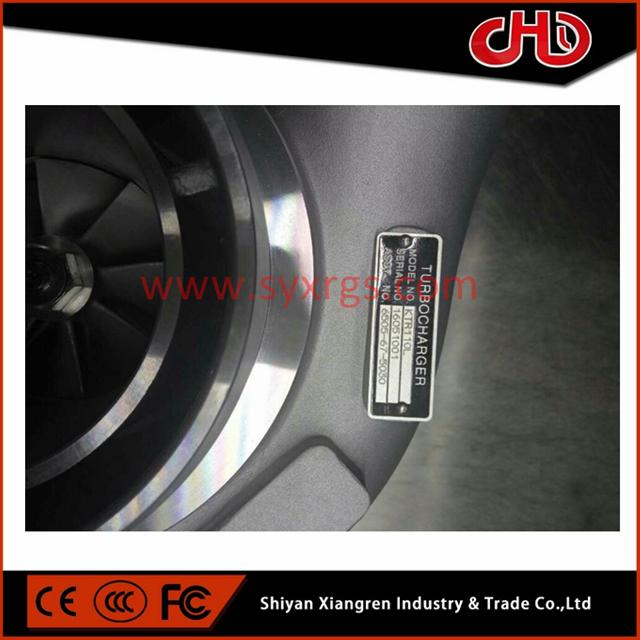 Komatsu Turbocharger 6505-67-5030 6505-67-5040