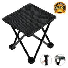 4 legs Outdoor Mini Portable Camping Folding Stool
