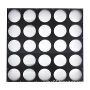 Fresnel Lens LED Matrix Stage Lighting 25*10W