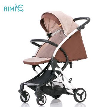 Хит продаж индивидуальная складная портативная детская коляска