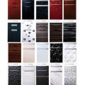 Móveis de cozinha acrílica padrão (personalizado)