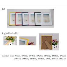 Cadre d'affichage coloré en plastique (BB-2530)