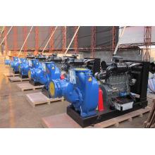 T-10 Pompe à eau centrifuge auto-amorçante