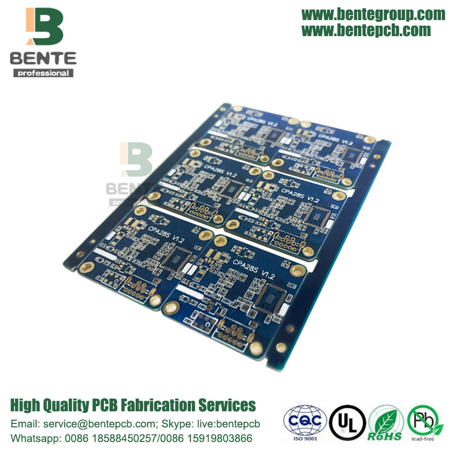 High-Tg PCB Thick Gold