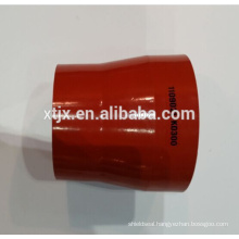 thin silicone rubber tube with best quality tube