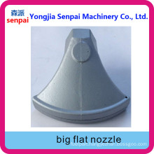 Sprinkler Parts Large Flat Nozzle Big Flat Water Nozzle