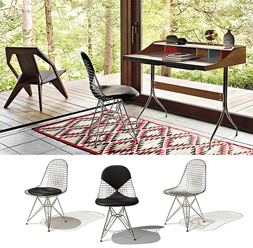 Eames Wire Mesh Chair