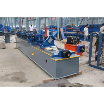 cu channel stud dan track roll forming machine