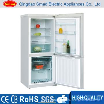 198L R600A 4 Stars Double Door Household Top Fridge Combi Refrigerator
