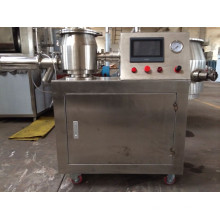 Equipo rápido de mezcla y granulación