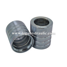 Special for Hydraulic Hose Ferrule Fittings 00621 best choice high temperature gasoline ferrule supply to Nepal Supplier