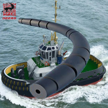 Made in china marine tug boat rubber fender for boat protection