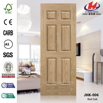 Oak Veneer Indoor Wood Door Skin