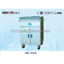 Mingtai man-made marble bedside cabinets