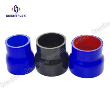 High performance universal silicone radiator hose reducer