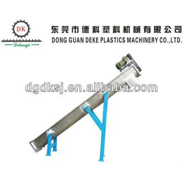 Equipo auxiliar de plástico Transportador de tornillo DKSJ-CF100