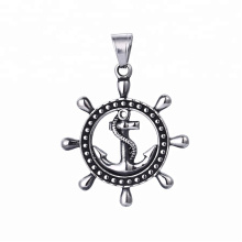 33422 colgante fresco vendedor caliente del color del arma del negro de la joyería del acero inoxidable de la moda de Xuping