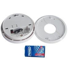 Detector de humo con luz indicadora