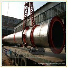 O secador giratório de aço inoxidável