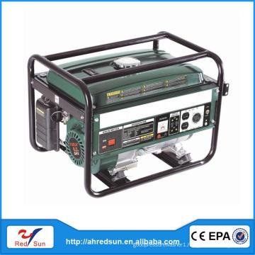 Redsun industrial gasoline generator 2.5kw
