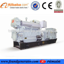 Chinese TOP Supplier Famous MWM marine genset 550KW price 60HZ BV approved
