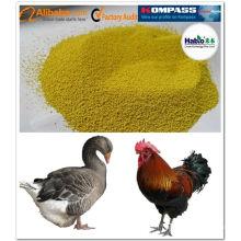 Poudre d'additif pour l'alimentation du bétail