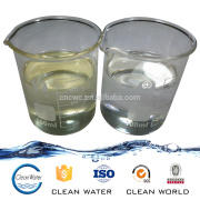 Organic chemicals textile wastewater decoloring flocculant