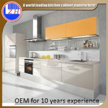 Whole Set Prefab Model Kitchen Cabinets (zhuv)