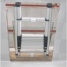 escalier mansarde en aluminium pas cher