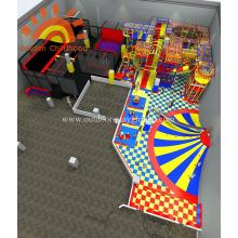Parque Indoor e Parque Trampolim