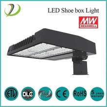 LED Shoe Box Light 150W Pólo de estacionamento
