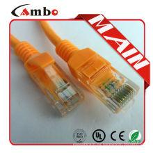 El cable competitivo del cable del remiendo de los 30cm del gato del precio de la buena calidad Cable vendedor caliente del cordón del remiendo de los 30cm del gato 6 de la alta calidad los 30cm