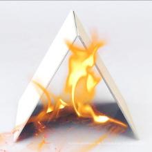 Schnell in feuerfester ACP-Aluminium-Verbundplatte