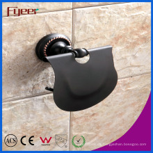 Fyeer Black Series Bathroom Fittings Porta papel higiénico