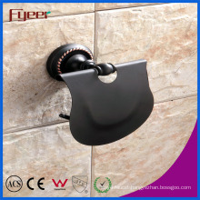 Fyeer Black Series Bathroom Fittings Toilet Paper Roll Holder