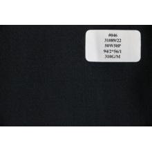 Tecido de lã para Suit em Ready Stock Serge