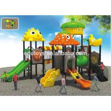 B10205 EN1176 Standard Außenausstattung Kinder Plastik Spielplatz
