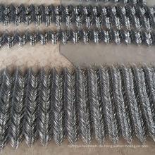 Dekorative heiße Verkauf temporäre Bau Kette Link Fechten Zaun (guter Preis)