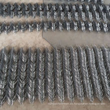 Cerca de cercado de la cadena de la construcción de la venta caliente decorativa de la cerca (buen precio)