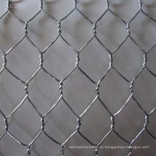 Malha de fio de frango barato de alta qualidade / malha de arame hexagonal