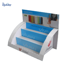 customized pop cardboard displays stand for retailing reading glass or sunglasses