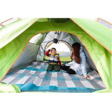 Automatisches kampierendes Abendessen-im Freien Breathable wasserdichtes wanderndes Zelt