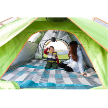 Outdoor Automatic Camping Dinner Breathable Waterproof Hiking Tent