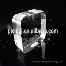 High Quality wholesale Crystal blank block for laser