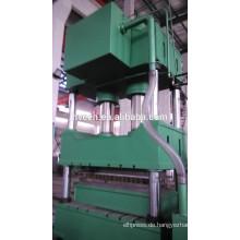 5000 Tonnen hydraulische Pressmaschine / sterben Spotting Maschine