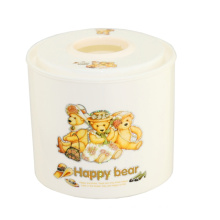 Cartoon Design Plastic Tissue Box (FF-5008-3)